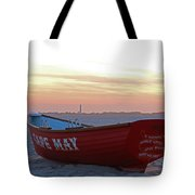 Serenity In Cape May Tote Bag