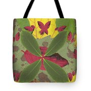 Serenity The Transcendence Into Autumn Tote Bag