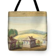 Sergei Sudeikin Russian 1882-1946 Stage Design Tote Bag