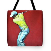Sergio Garcia By Mark Robinson Tote Bag