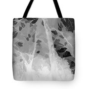 Series Of Black And White 44 Tote Bag