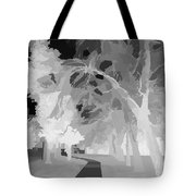 Series Of Black And White 47 Tote Bag