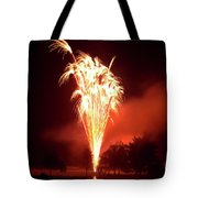 Series Of Fireworks 2 Tote Bag