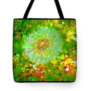 Series Of Spring Time Paintings Tote Bag