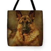 Serious Tote Bag