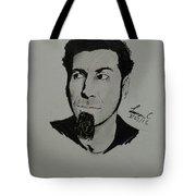 Serj Tankian Tote Bag