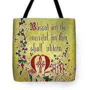 Sermon Tote Bag