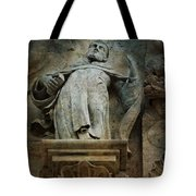 Sermon In Stone Tote Bag