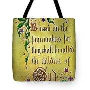 Sermon3 Tote Bag