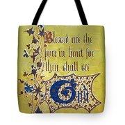 Sermon7 Tote Bag