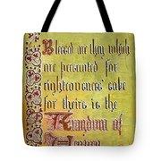 Sermon9 Tote Bag