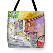 Serpa  Portugal 12 Tote Bag