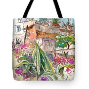 Serpa  Portugal 24 Tote Bag