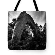 Serpant Tree Tote Bag