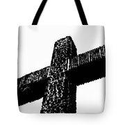 Serra Cross Tote Bag
