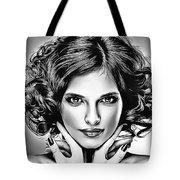 Sesilya Bw Tote Bag