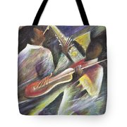 Session Tote Bag