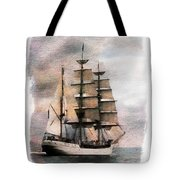 Set Sail Tote Bag by Aaron Berg