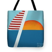 Set Sail Tote Bag
