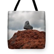 Set Upon A Rock Tote Bag