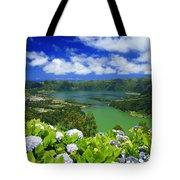 Sete Cidades Crater Tote Bag