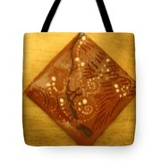 Seth - Tile Tote Bag