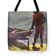 Setting Out Tote Bag
