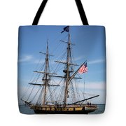 Setting Out To Sail Tote Bag