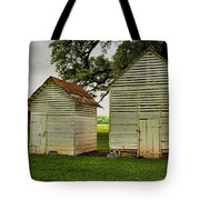 Setting Pen And Chicken Coop Tote Bag