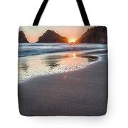 Setting Sun, No. 1 Tote Bag