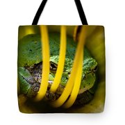 Settled In Tote Bag