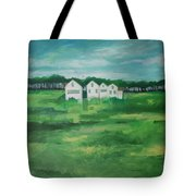 Settlement By Field Tote Bag