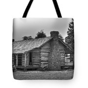 Settlers Cabin Tennessee Tote Bag
