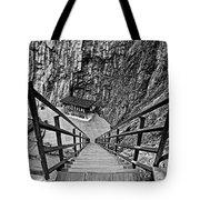 Seven Falls Pastoral Study 1 Tote Bag