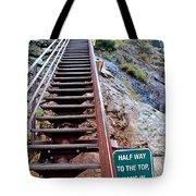 Seven Falls Pastoral Study 2 Tote Bag