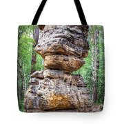 Seven Loaves - Rock Formation Tote Bag
