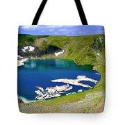 Seven Rila's Lakes Tote Bag
