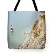 Seven Sisters Cliffs 16 Tote Bag