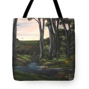 Seven Sisters Secret Retreat Tote Bag