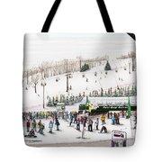 Seven Springs Stowe Slope Tote Bag