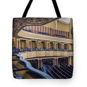 Severance Balcony And Main Floor Tote Bag