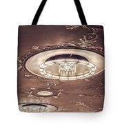 Severance Hall Ceiling Detail   Tote Bag