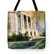 Severance Hall Tote Bag
