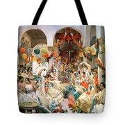 Seville Tote Bag by Joaquin Sorolla y Bastida