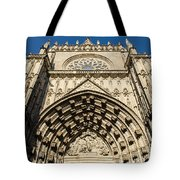 Seville - The Cathedral Tote Bag