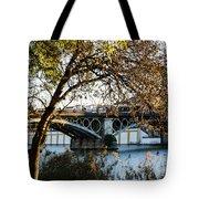 Seville - The Triana Bridge 2  Tote Bag