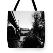 Seville - Triana Bridge Tote Bag