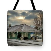 Seward Alaska 2017 Tote Bag by Michael Rogers