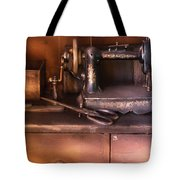 Sewing - New National Sewing Machine  Tote Bag