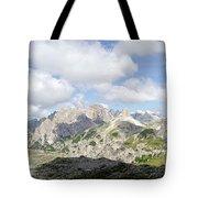 Sextener Dolomites Tote Bag